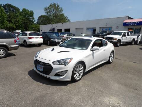 2013 Hyundai Genesis Coupe for sale at United Auto Land in Woodbury NJ