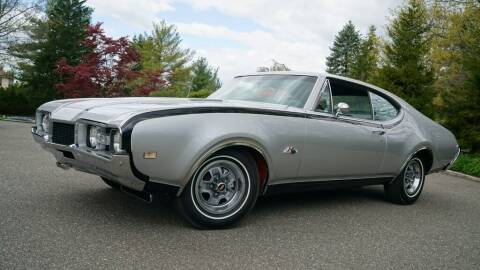 1968 Oldsmobile 442 for sale at Fiore Motors, Inc.  dba Fiore Motor Classics in Old Bethpage NY