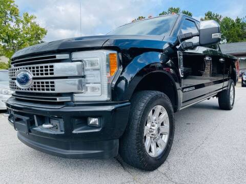 2017 Ford F-250 Super Duty for sale at Classic Luxury Motors in Buford GA