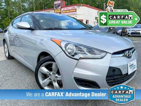 2015 Hyundai Veloster for sale at High Rated Auto Company in Abingdon MD