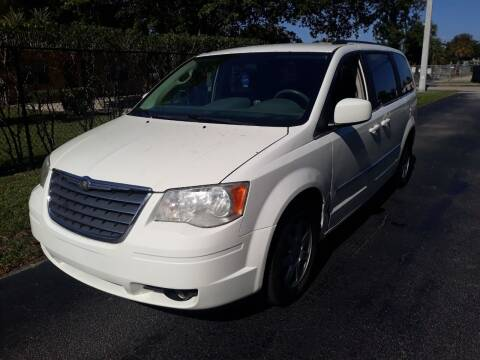 2010 Chrysler Town and Country for sale at LAND & SEA BROKERS INC in Deerfield FL
