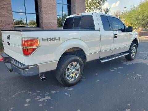 2011 Ford F-150 for sale at Autodealz in Tempe AZ
