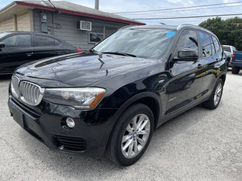 2016 BMW X3 for sale at Pary's Auto Sales in Garland TX