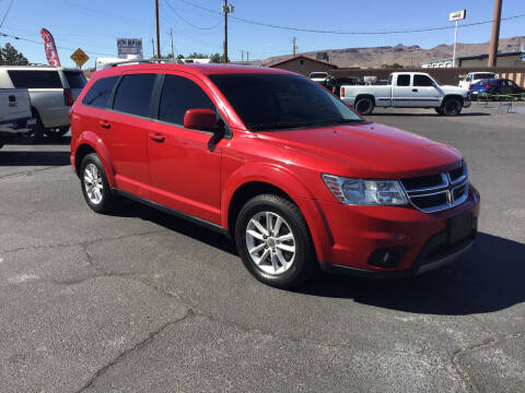2015 Dodge Journey for sale at SPEND-LESS AUTO in Kingman AZ