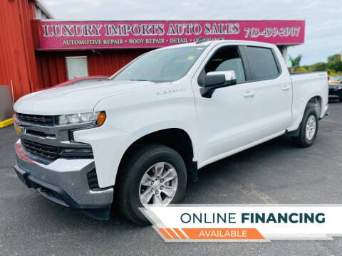 2019 Chevrolet Silverado 1500 for sale at LUXURY IMPORTS AUTO SALES INC in North Branch MN