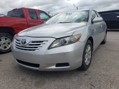 2007 Toyota Camry Hybrid for sale at D & D All American Auto Sales in Mt Clemens MI