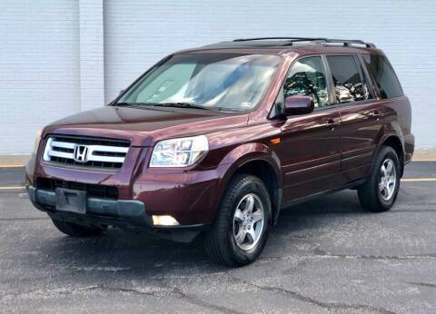2007 Honda Pilot for sale at Carland Auto Sales INC. in Portsmouth VA
