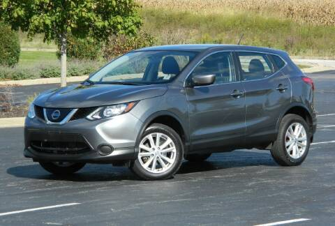 2018 Nissan Rogue Sport for sale at MOKENA AUTOMOTIVE INC in Mokena IL