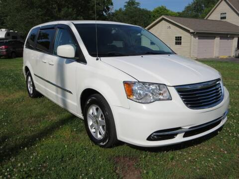 2012 Chrysler Town and Country for sale at Star Automotors in Odessa DE