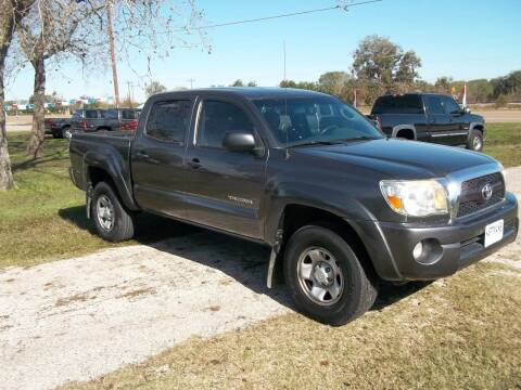 2011 Toyota Tacoma for sale at Hartman's Auto Sales in Victoria TX