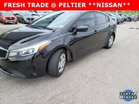 2017 Kia Forte for sale at TEX TYLER Autos Cars Trucks SUV Sales in Tyler TX