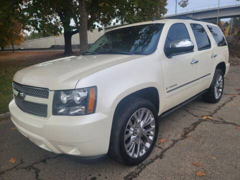 2009 Chevrolet Tahoe for sale at EXECUTIVE AUTOSPORT in Portland OR