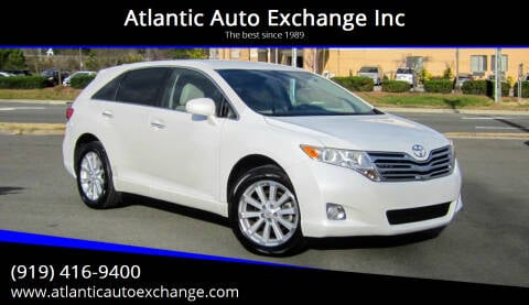 2009 Toyota Venza for sale at Atlantic Auto Exchange Inc in Durham NC