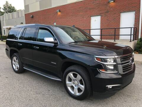 2015 Chevrolet Tahoe for sale at Imports Auto Sales Inc. in Paterson NJ