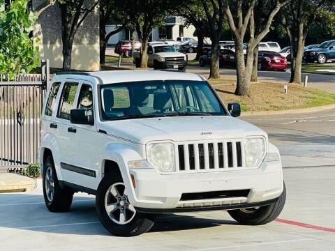 2008 Jeep Liberty for sale at Texas Drive Auto in Dallas TX