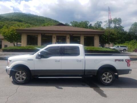 2020 Ford F-150 for sale at K & L AUTO SALES, INC in Mill Hall PA