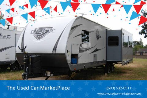 2018 HIGHLAND RIDGE 275RLS for sale at The Used Car MarketPlace in Newberg OR