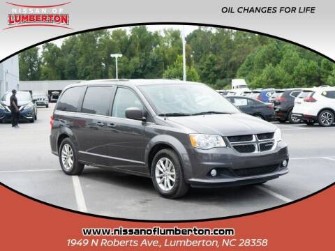 2019 Dodge Grand Caravan for sale at Nissan of Lumberton in Lumberton NC