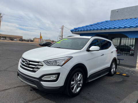 2013 Hyundai Santa Fe Sport for sale at SPEND-LESS AUTO in Kingman AZ