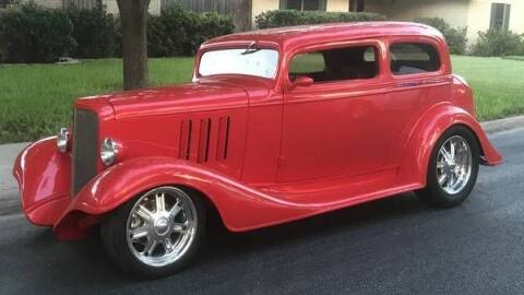 1933 Chevrolet Master Deluxe for sale at Classic Car Deals in Cadillac MI