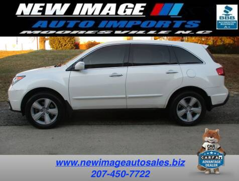 2011 Acura MDX for sale at New Image Auto Imports Inc in Mooresville NC