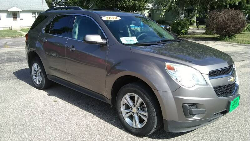 2010 Chevrolet Equinox for sale at Unzen Motors in Milbank SD