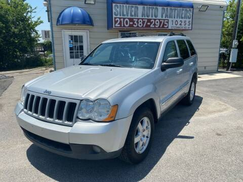 2010 Jeep Grand Cherokee for sale at Silver Auto Partners in San Antonio TX