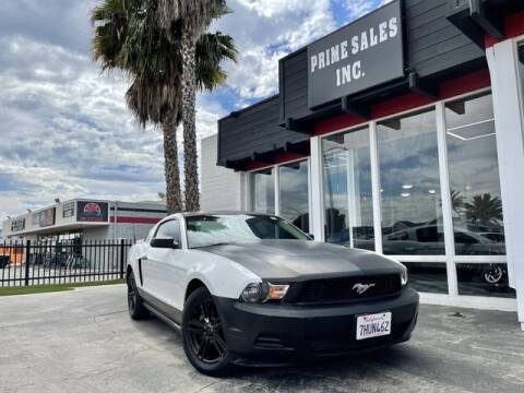 2010 Ford Mustang for sale at Prime Sales in Huntington Beach CA