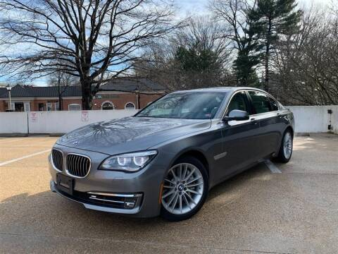 2014 BMW 7 Series for sale at Crown Auto Group in Falls Church VA