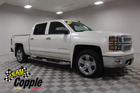 2015 Chevrolet Silverado 1500 for sale at Copple Chevrolet GMC Inc in Louisville NE