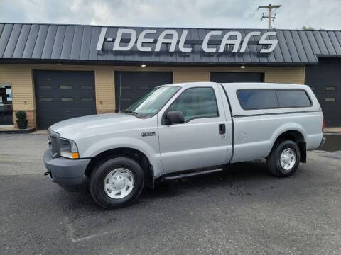 2004 Ford F-250 Super Duty for sale at I-Deal Cars in Harrisburg PA