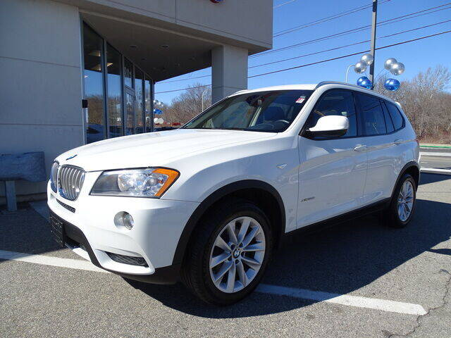 2014 BMW X3 for sale at KING RICHARDS AUTO CENTER in East Providence RI