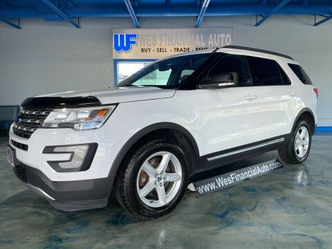 2016 Ford Explorer for sale at Wes Financial Auto in Dearborn Heights MI