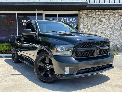 2014 RAM Ram Pickup 1500 for sale at ATLAS AUTOS in Marietta GA