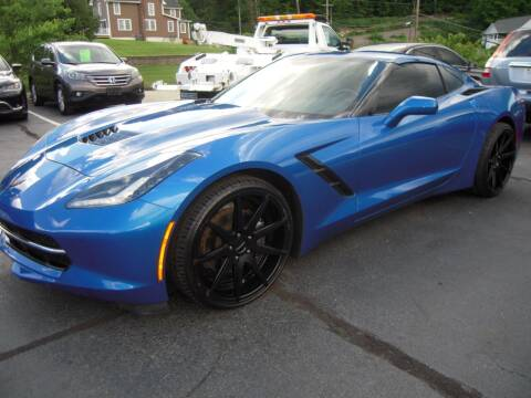 2014 Chevrolet Corvette for sale at 1-2-3 AUTO SALES, LLC in Branchville NJ