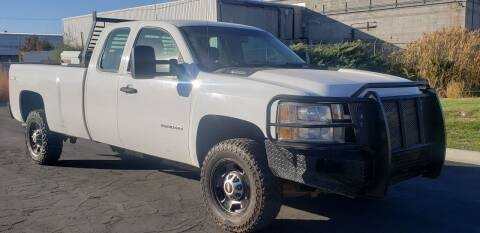 2012 Chevrolet Silverado 2500HD for sale at AUTOMOTIVE SOLUTIONS in Salt Lake City UT