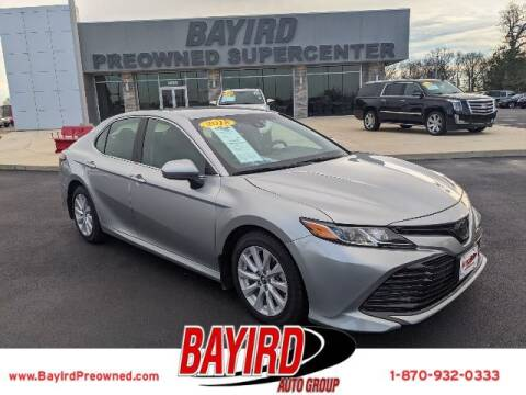 2018 Toyota Camry for sale at Bayird Truck Center in Paragould AR