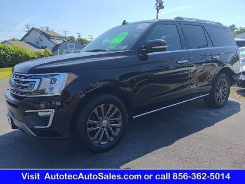 2020 Ford Expedition for sale at Autotec Auto Sales in Vineland NJ