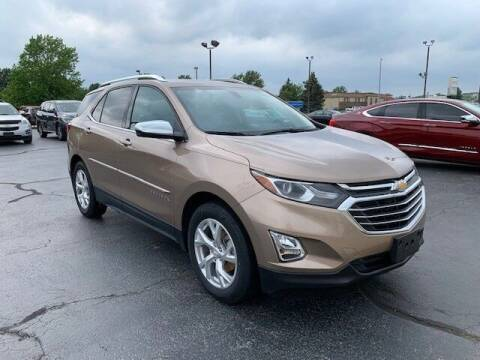 2018 Chevrolet Equinox for sale at Dunn Chevrolet in Oregon OH