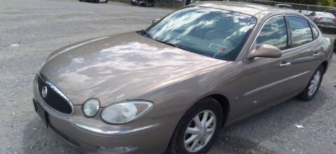 2006 Buick LaCrosse for sale at GDT AUTOMOTIVE LLC in Hopewell NY