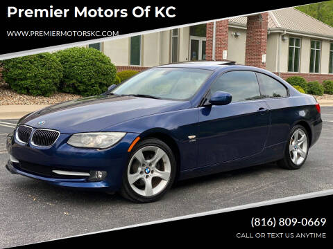 2011 BMW 3 Series for sale at Premier Motors of KC in Kansas City MO