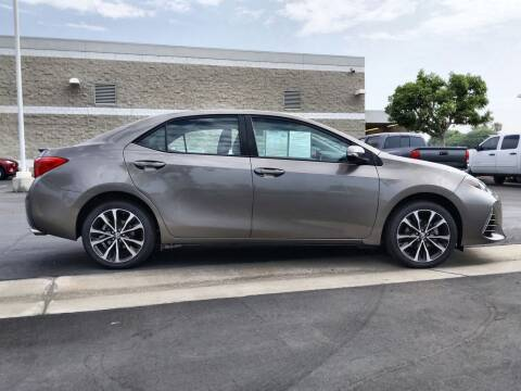 2017 Toyota Corolla for sale at SoCal Auto Experts in Culver City CA