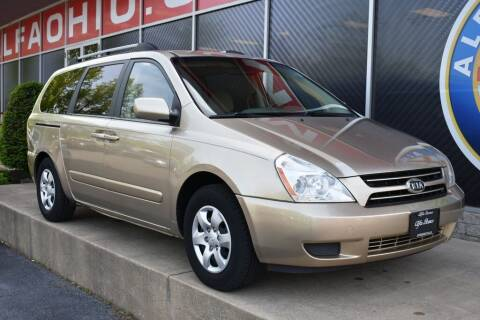 2007 Kia Sedona for sale at Alfa Romeo & Fiat of Strongsville in Strongsville OH