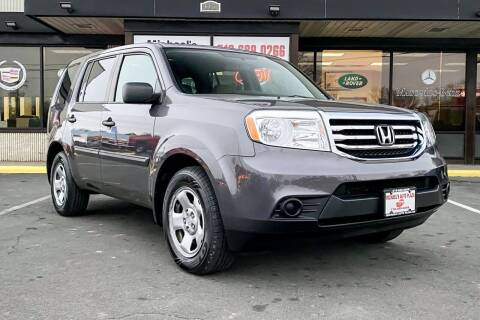 2015 Honda Pilot for sale at Michaels Auto Plaza in East Greenbush NY