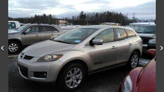 2007 Mazda CX-7 for sale at Franklyn Auto Sales in Cohoes NY