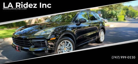2019 Porsche Cayenne for sale at LA Ridez Inc in North Hollywood CA