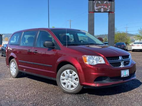 2016 Dodge Grand Caravan for sale at The Other Guys Auto Sales in Island City OR