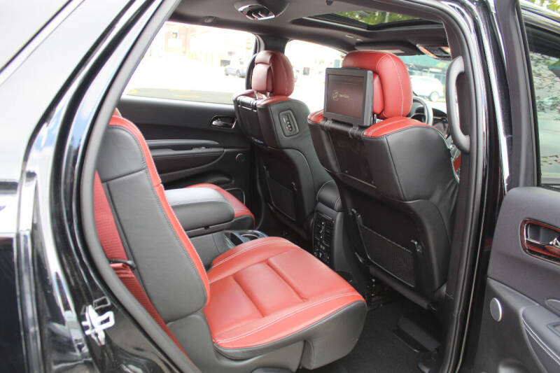 2020 Dodge Durango for sale at MIKEY AUTO INC in Hollis NY