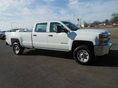2017 Chevrolet Silverado 3500HD for sale at Benton Truck Sales in Benton AR