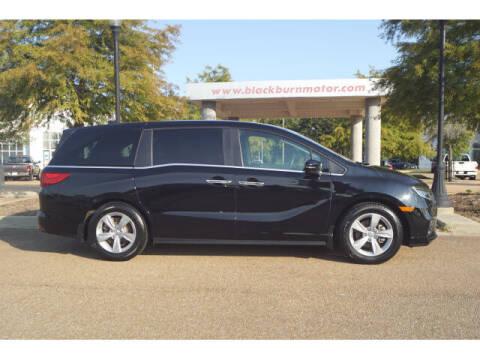 2020 Honda Odyssey for sale at BLACKBURN MOTOR CO in Vicksburg MS